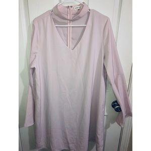 Sugarlips Light Pink Dress